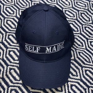 NWOTs STEVE MADDEN • Self Made Navy Baseball Cap